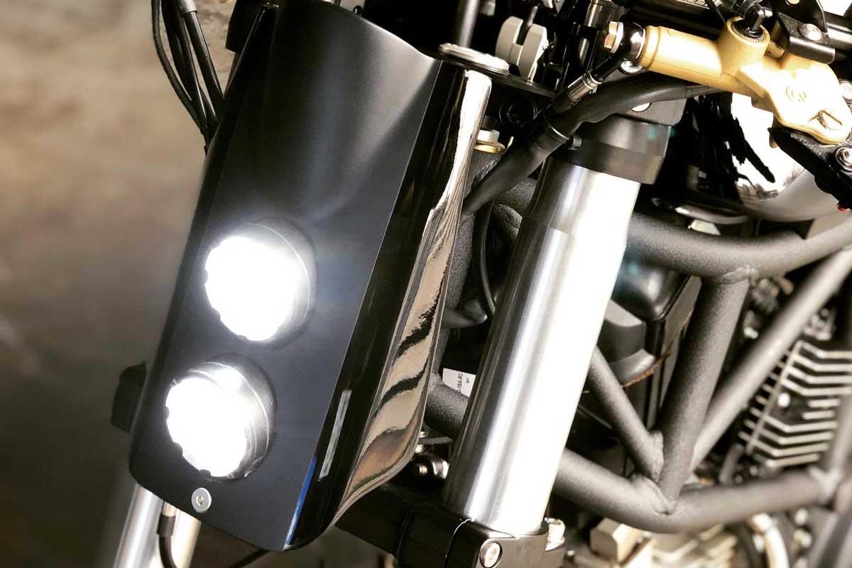 Ducati 750SS cafe racer