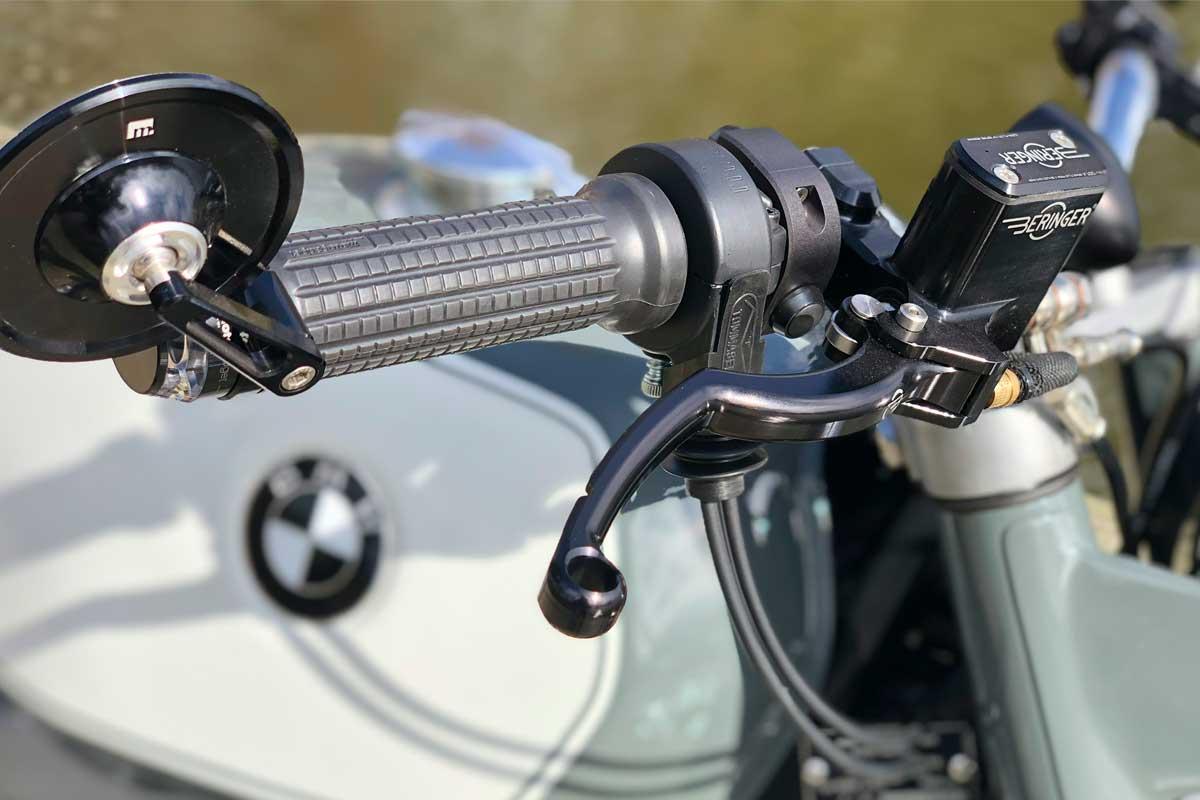 Le Bouterollier BMW R65