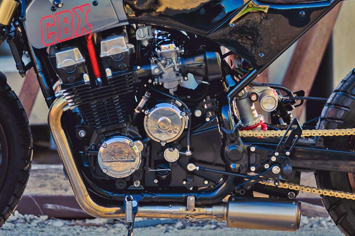 Plus3 Honda CBX750