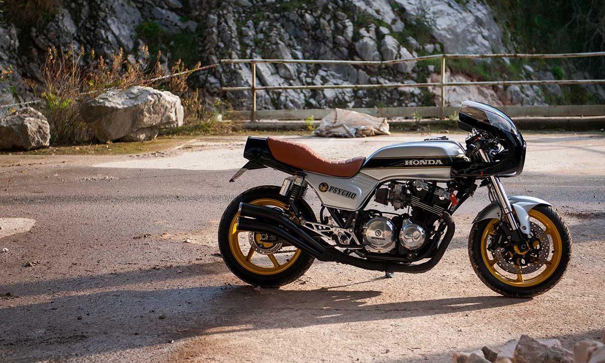 Senor Motorcycles Honda CB900
