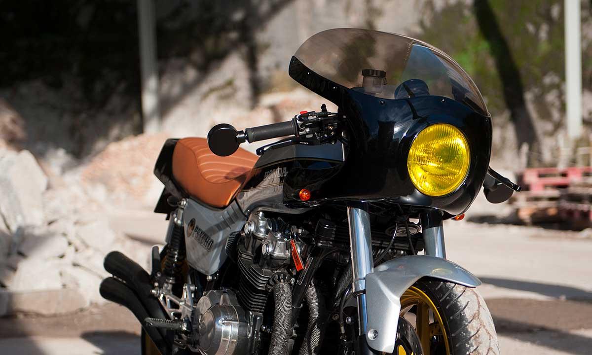 Honda CB900 cafe racer