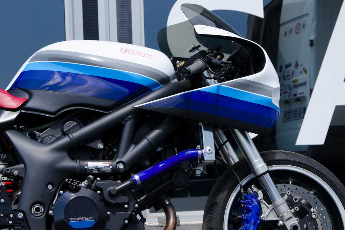 Bandisca SV650