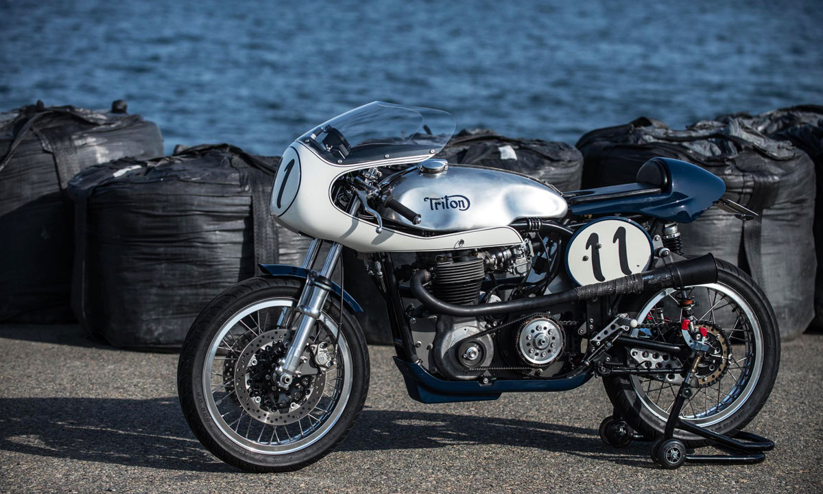 Berrybads Triton Cafe Racer