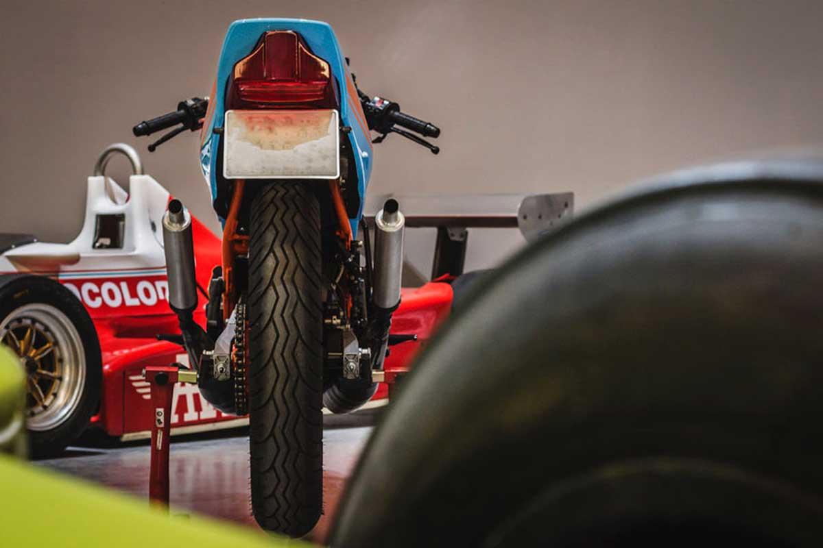 Bolt Motor Co RD350