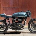 Nova Motorcycles Thruxton 900
