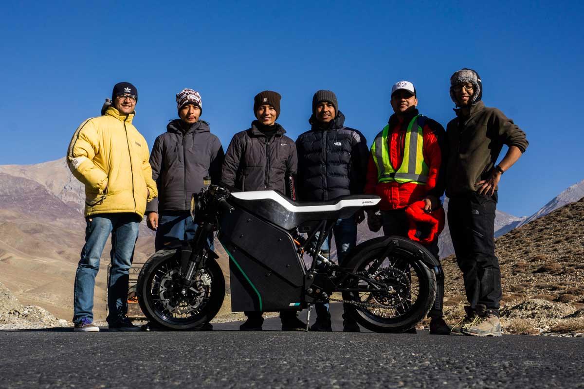 Yatari Electric Motorcycles
