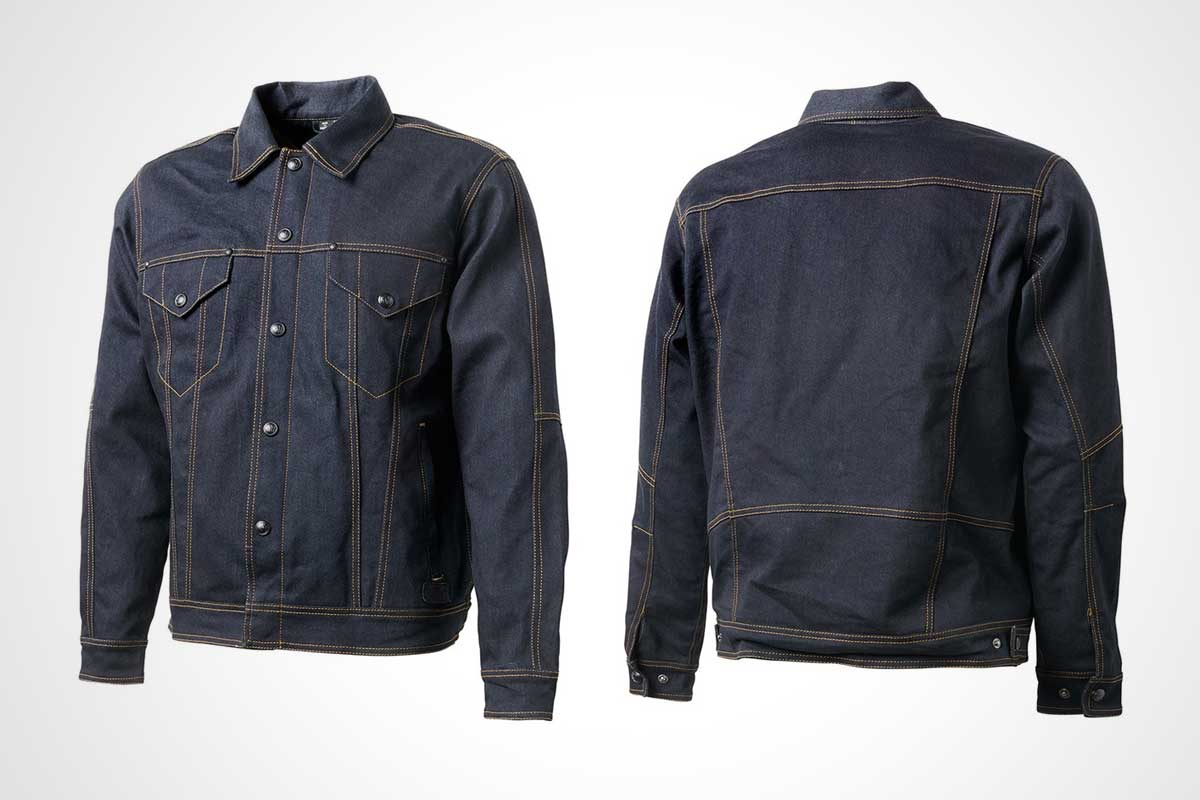 Roland Sands Tech Denim Jacket