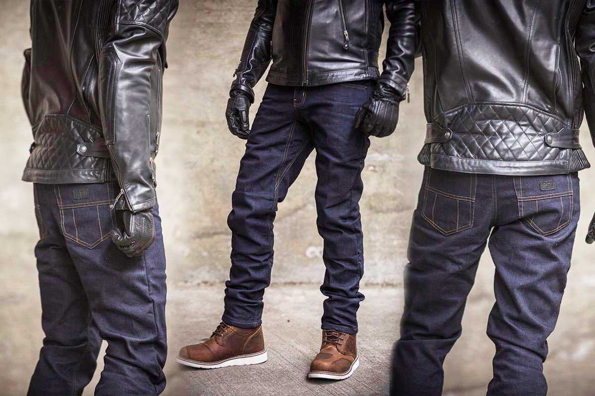 Roland Sands Tech Denim Jeans