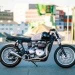 AMP Motorcycles Thruxton