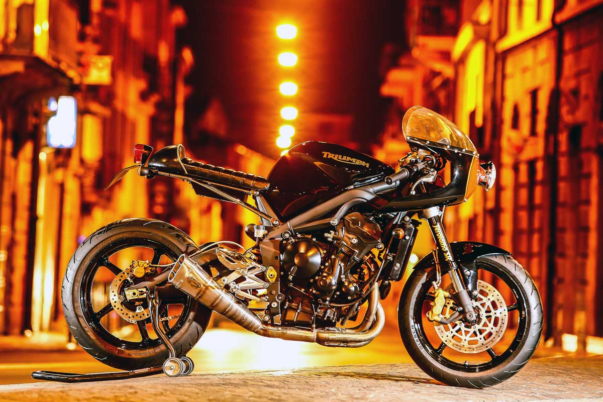 Mr Martini Street Triple R