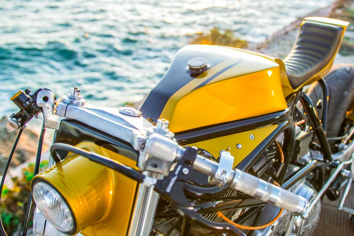 Taverne Motorcycles Buell Cyclone