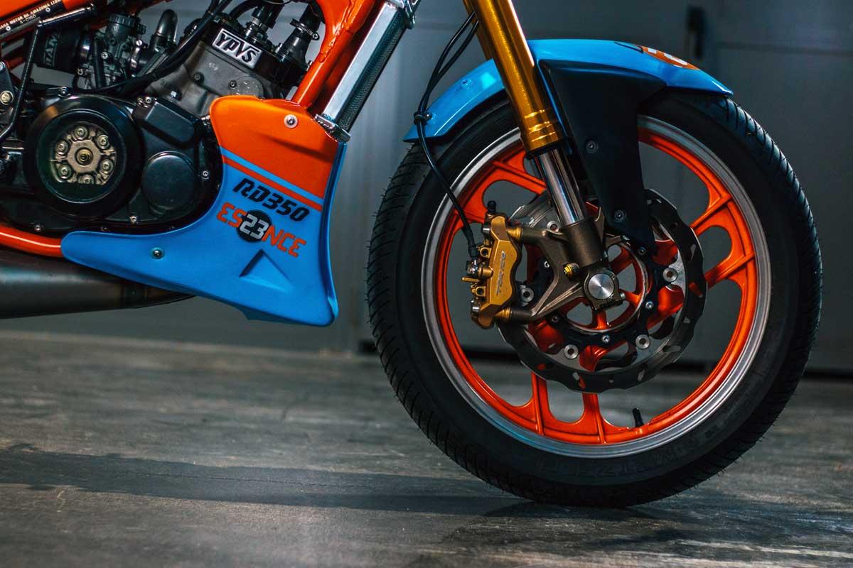 Yamaha RD350 F2