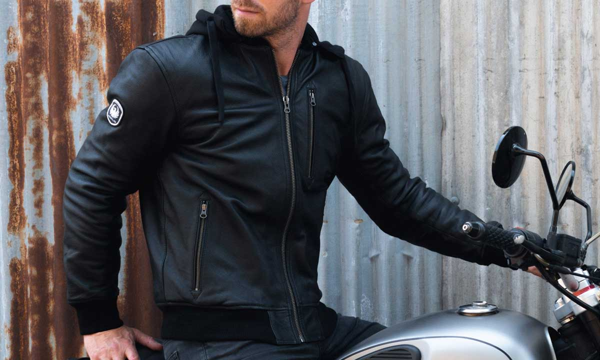 Merlin Trance Leather Jacket
