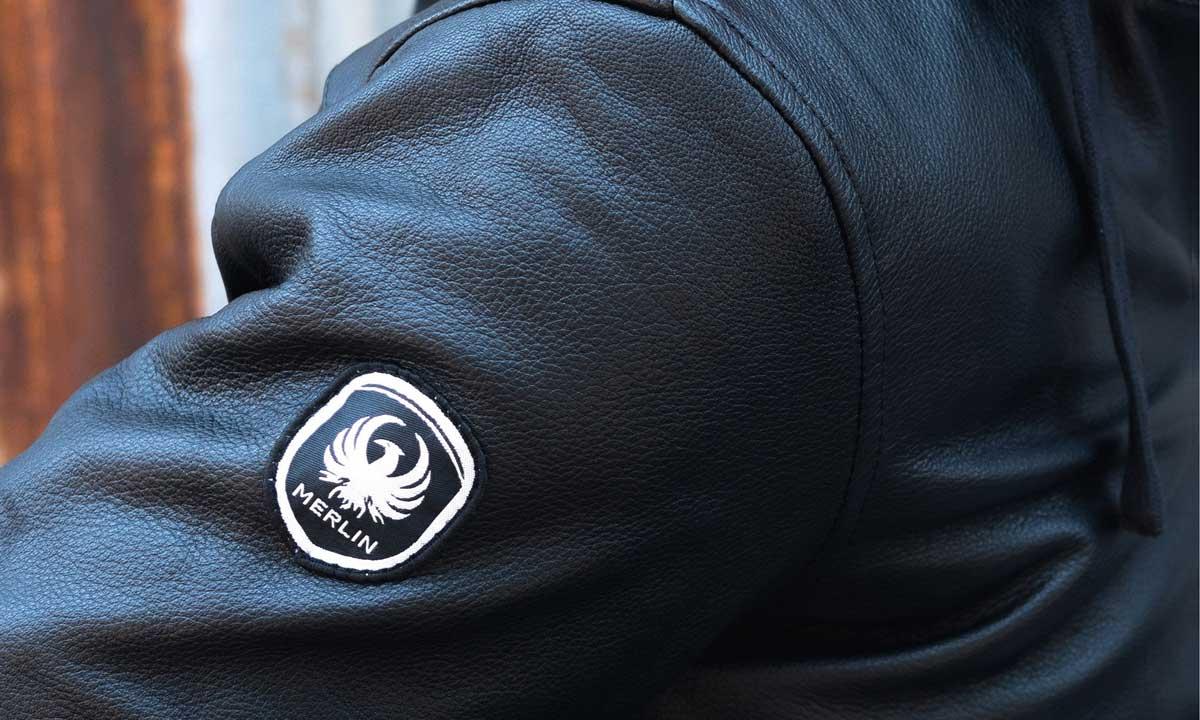 Merlin Trance Leather Jacket