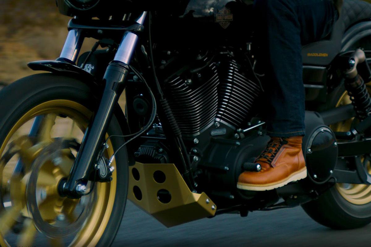 Icon 1000 Brigand Boot