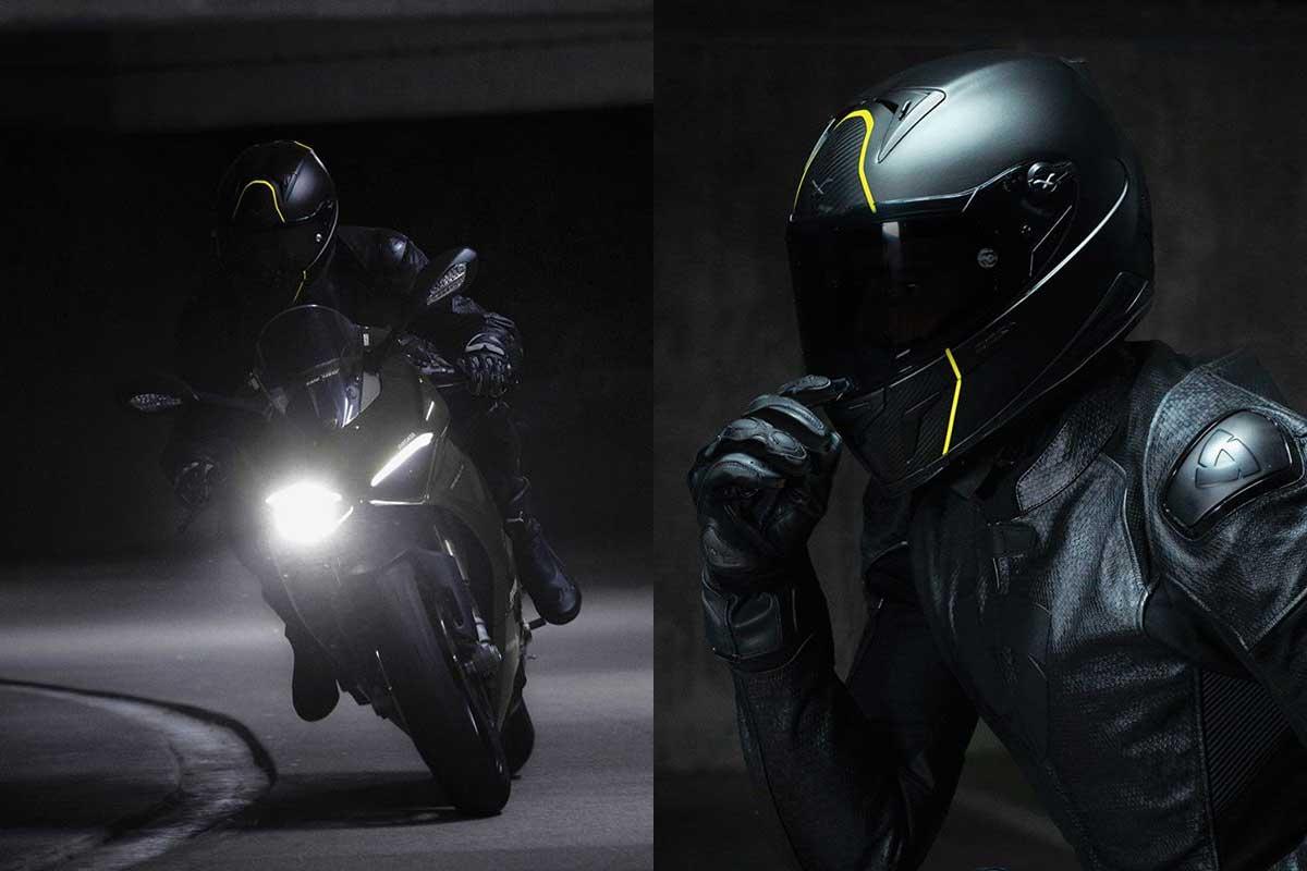 Carbon Motorcycle Helmet
