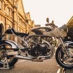 Vincent Black Shadow Cafe Racer