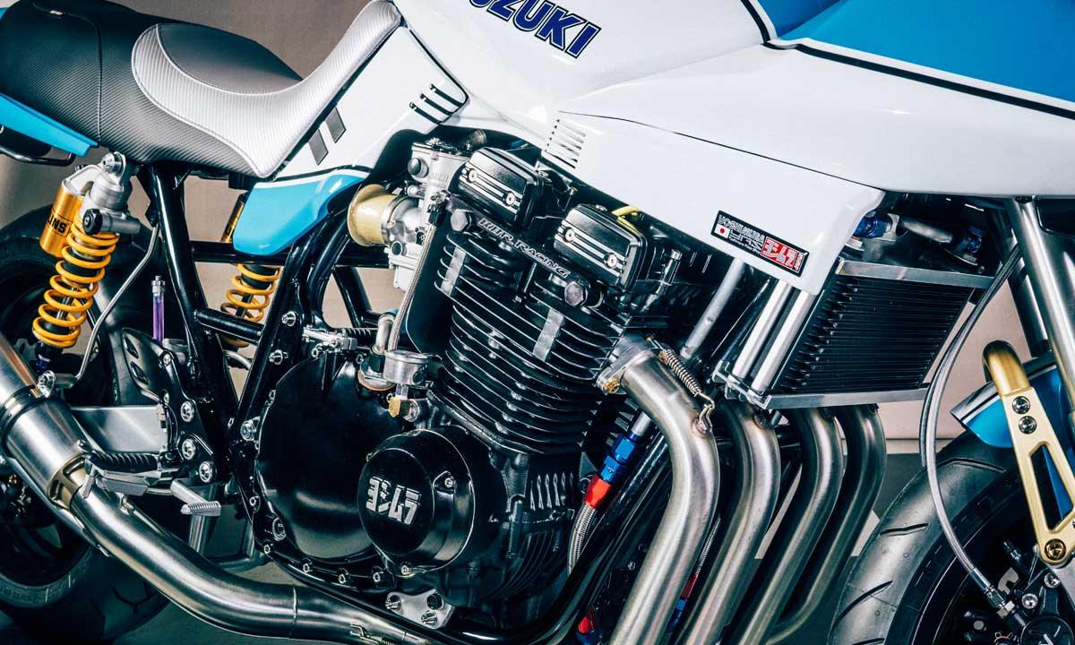 VSB Suzuki Katana 1135R