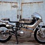 Yamaha TX750A custom
