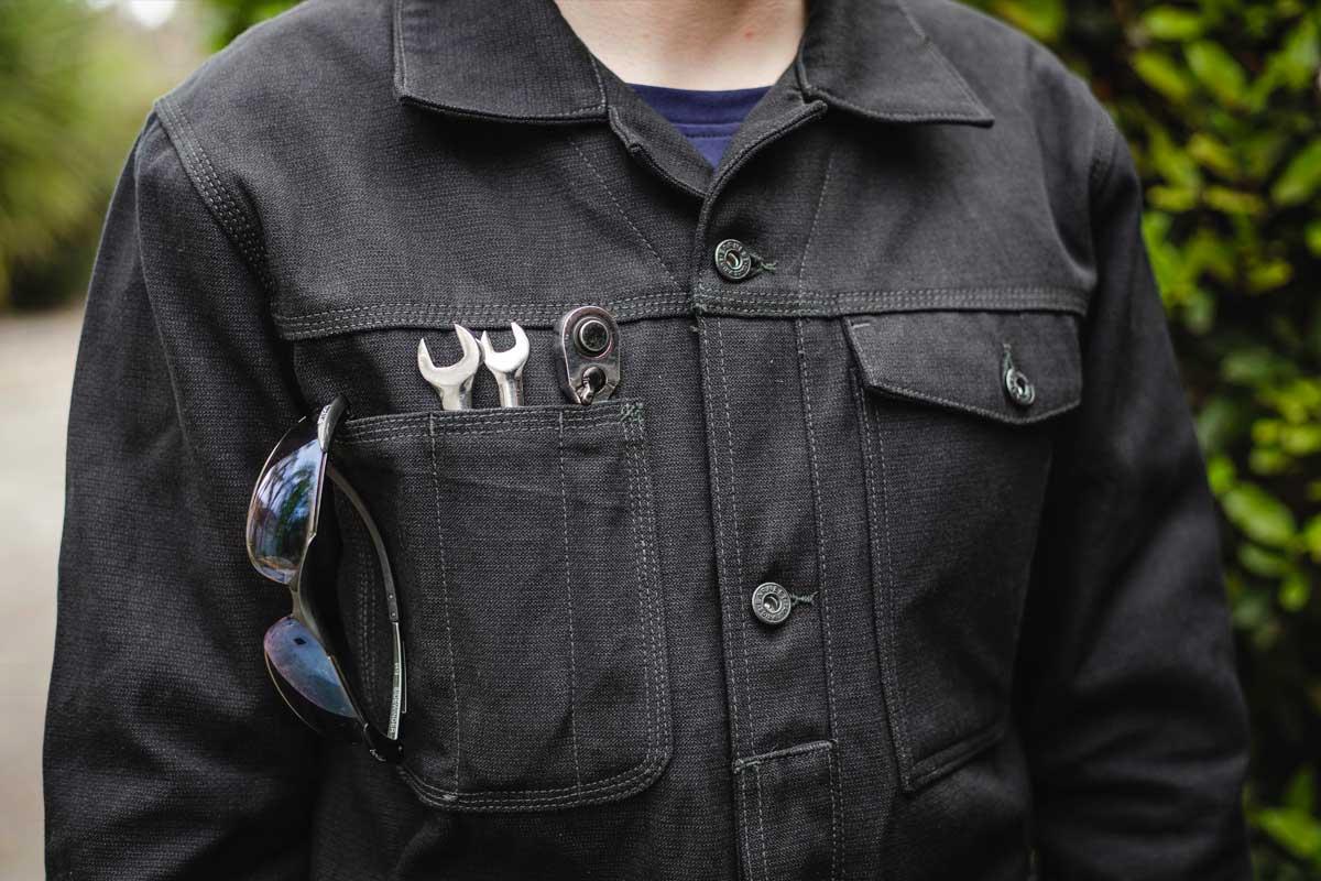 Earnest Smiths Jacket