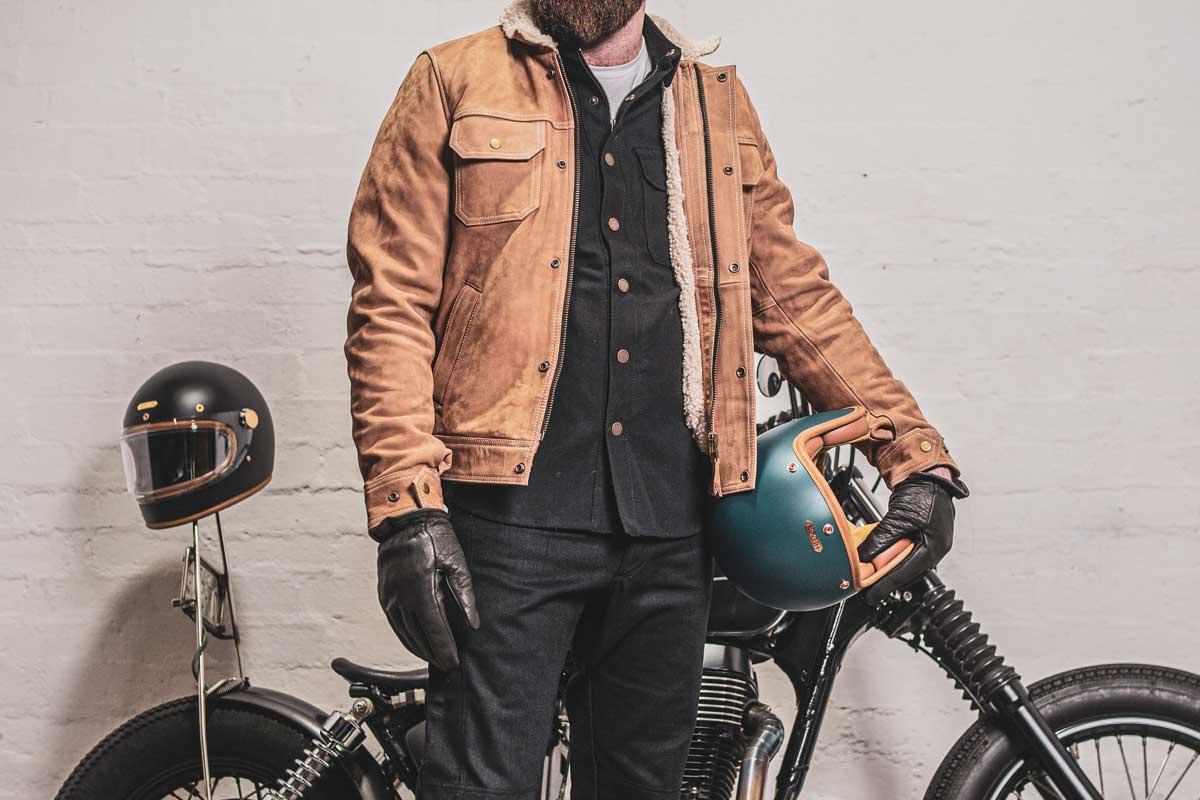 Moto Est Blackbird jacket