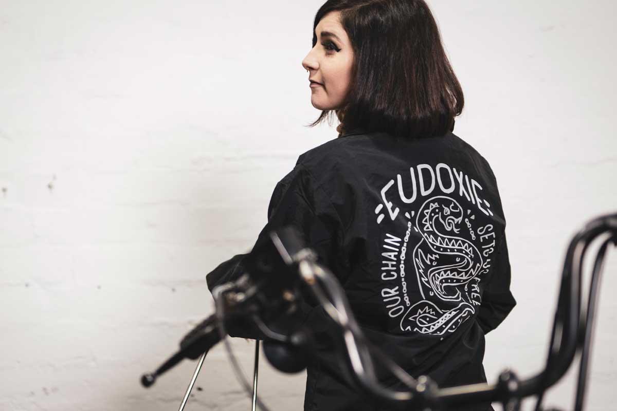 Moto Est rain jacket