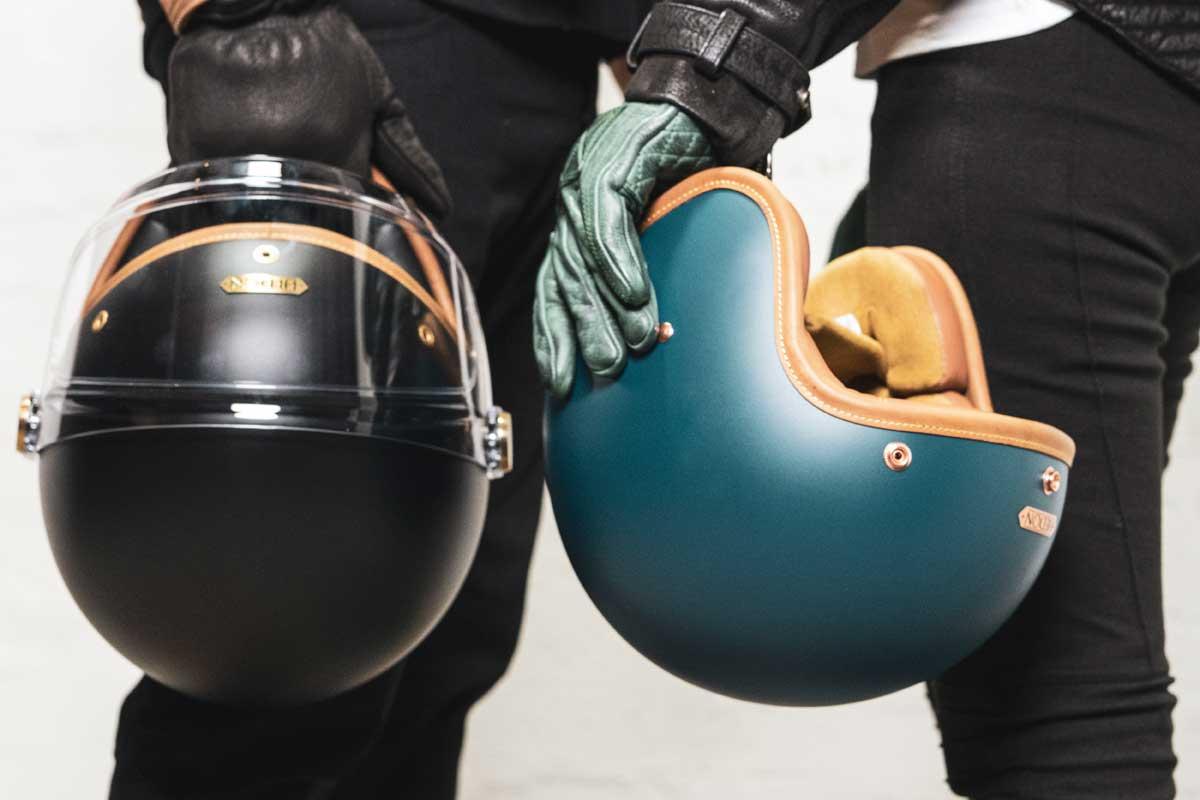 Moto Est Hedon helmets