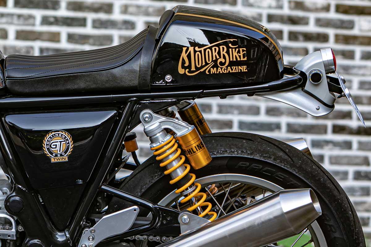 Motorbike magazine Royal Enfield