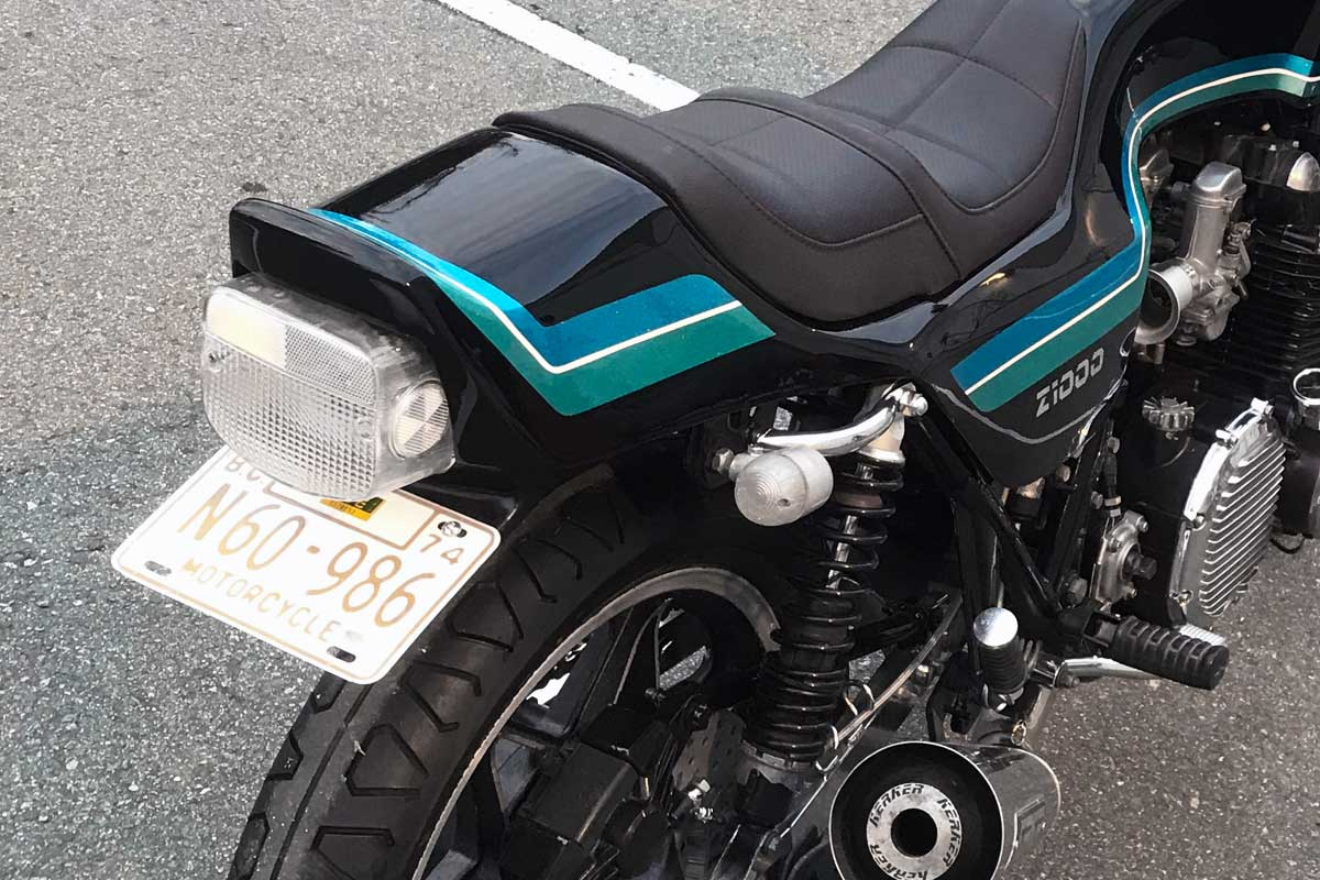 Rickman Kawasaki KZ1000
