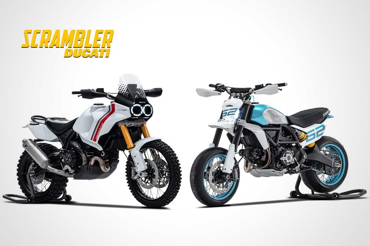 Ducati Scrambler concepts