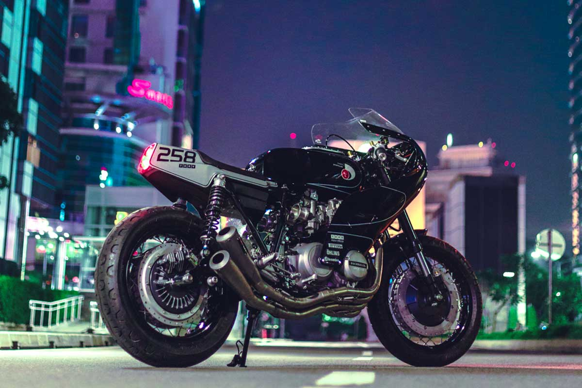 Thrive Motorcycle CB650
