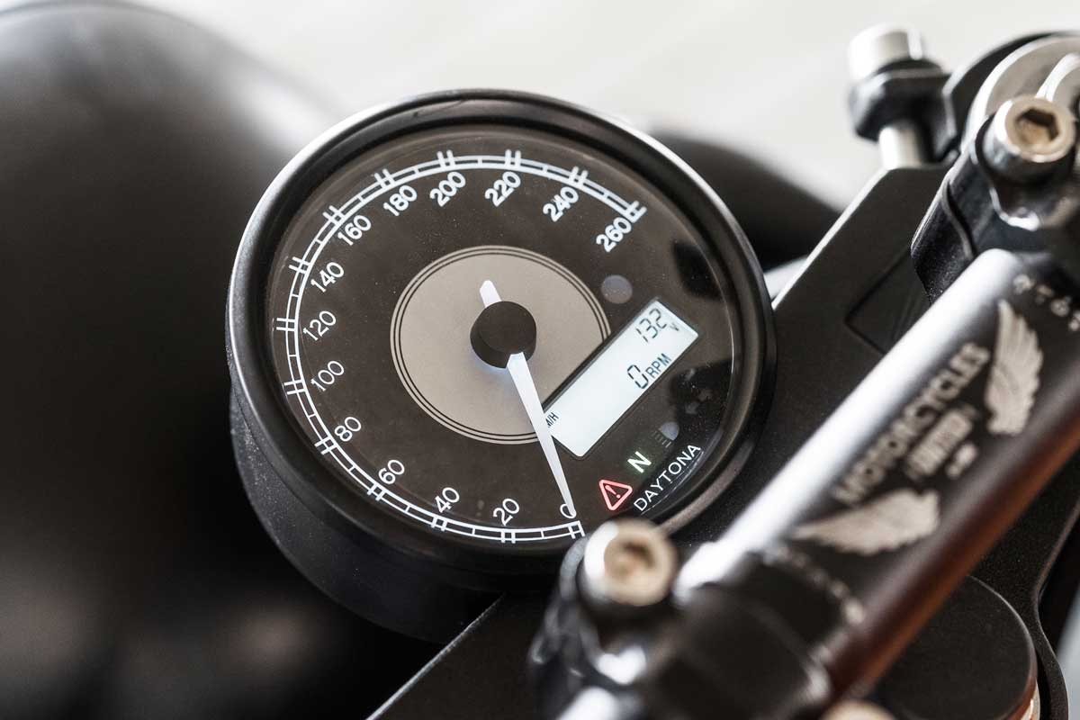 Custom Honda CBR600