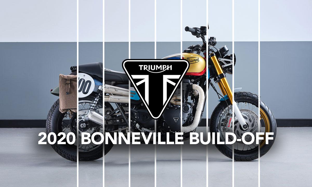 2020 Bonneville Build-Off