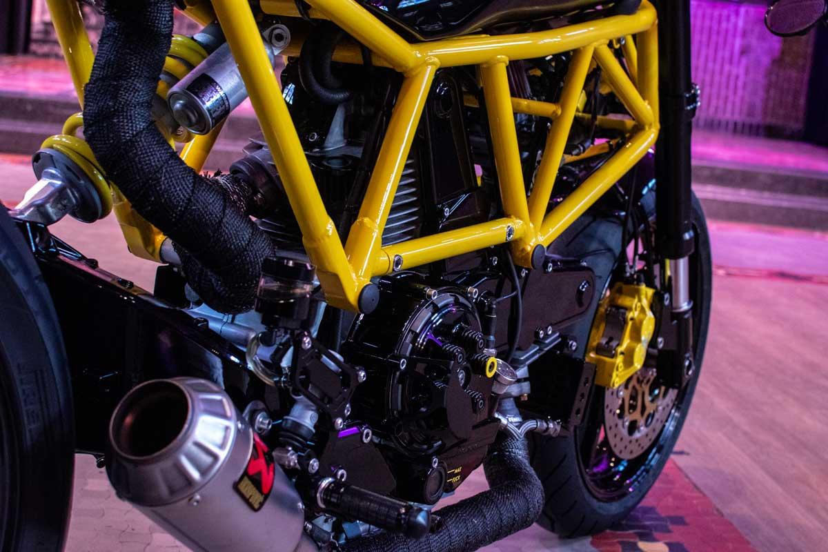 Ducati 900SS custom