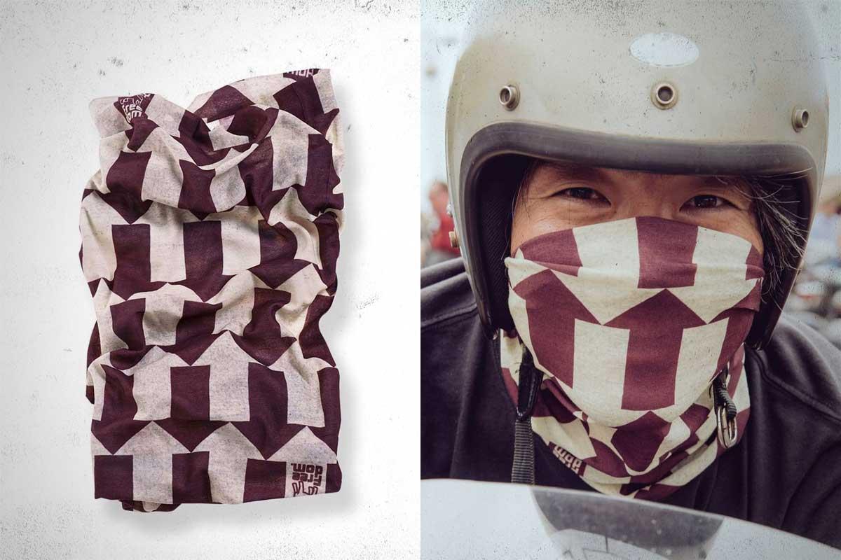 Thermal tube scarfs