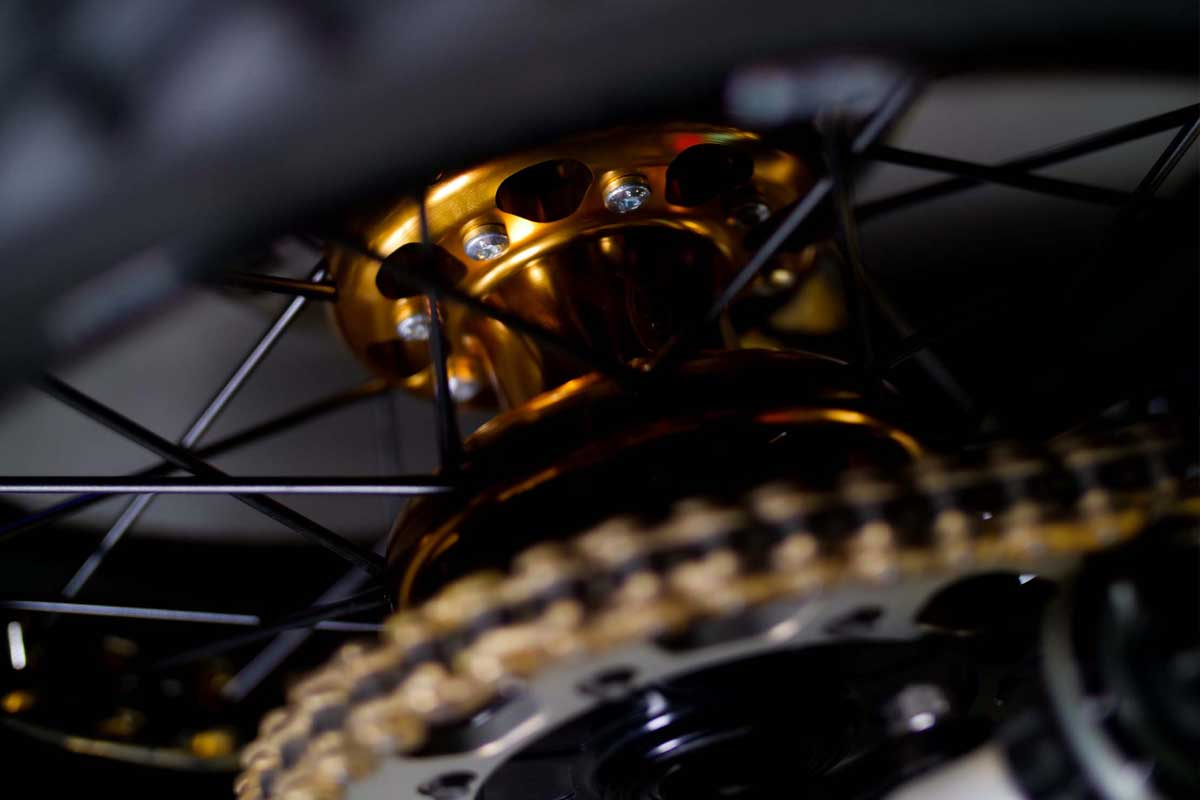 Unikat Triumph RS