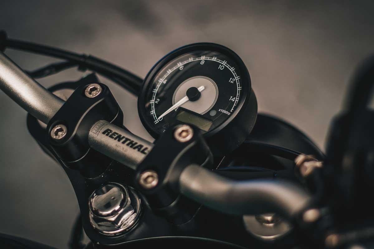 Custom Honda CB