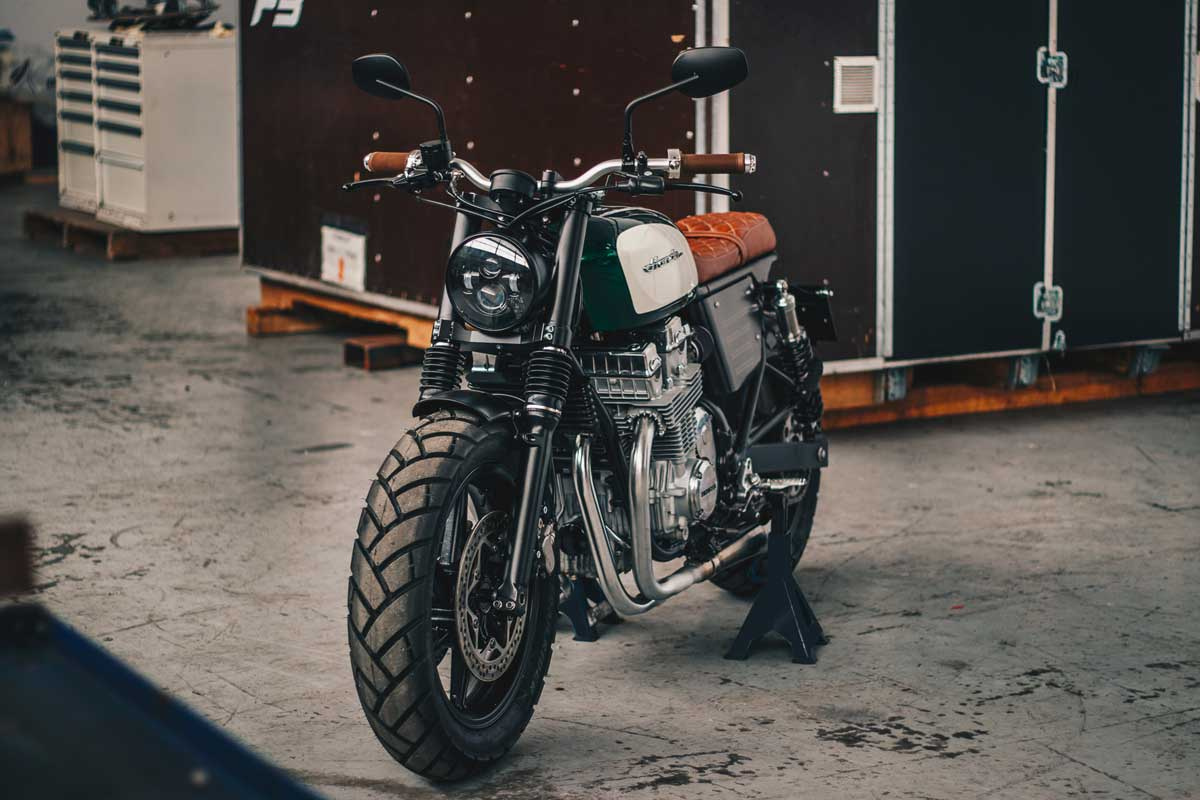 Bolt Motor Co. CB750