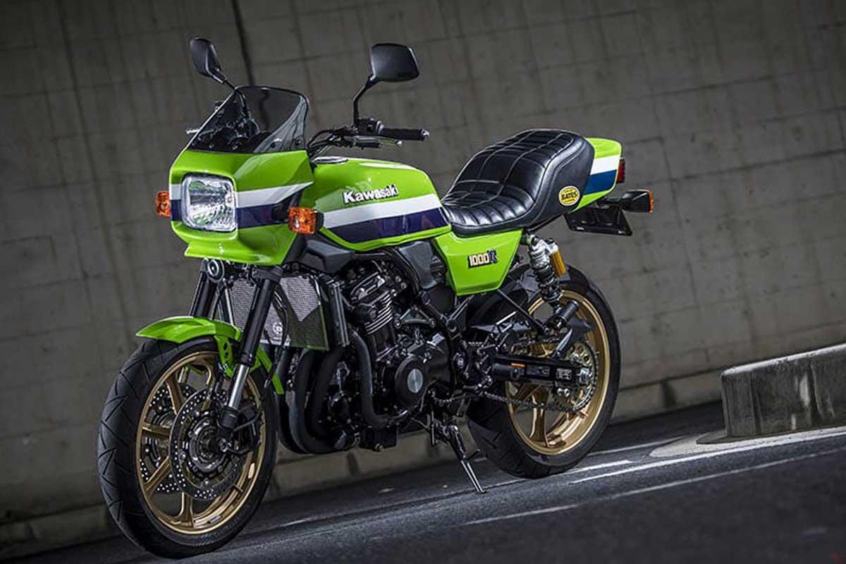 Doremi Z900RS bodykit