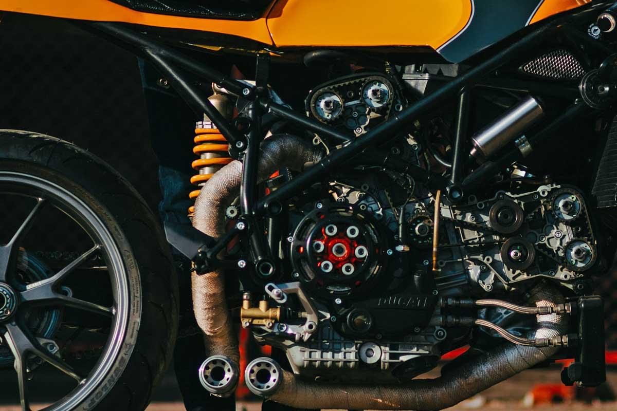 Custom Ducati 749