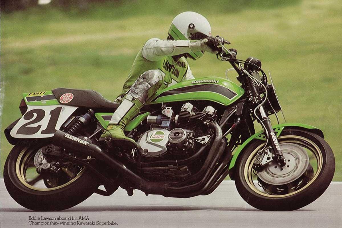 Kawasaki z1000R ELR