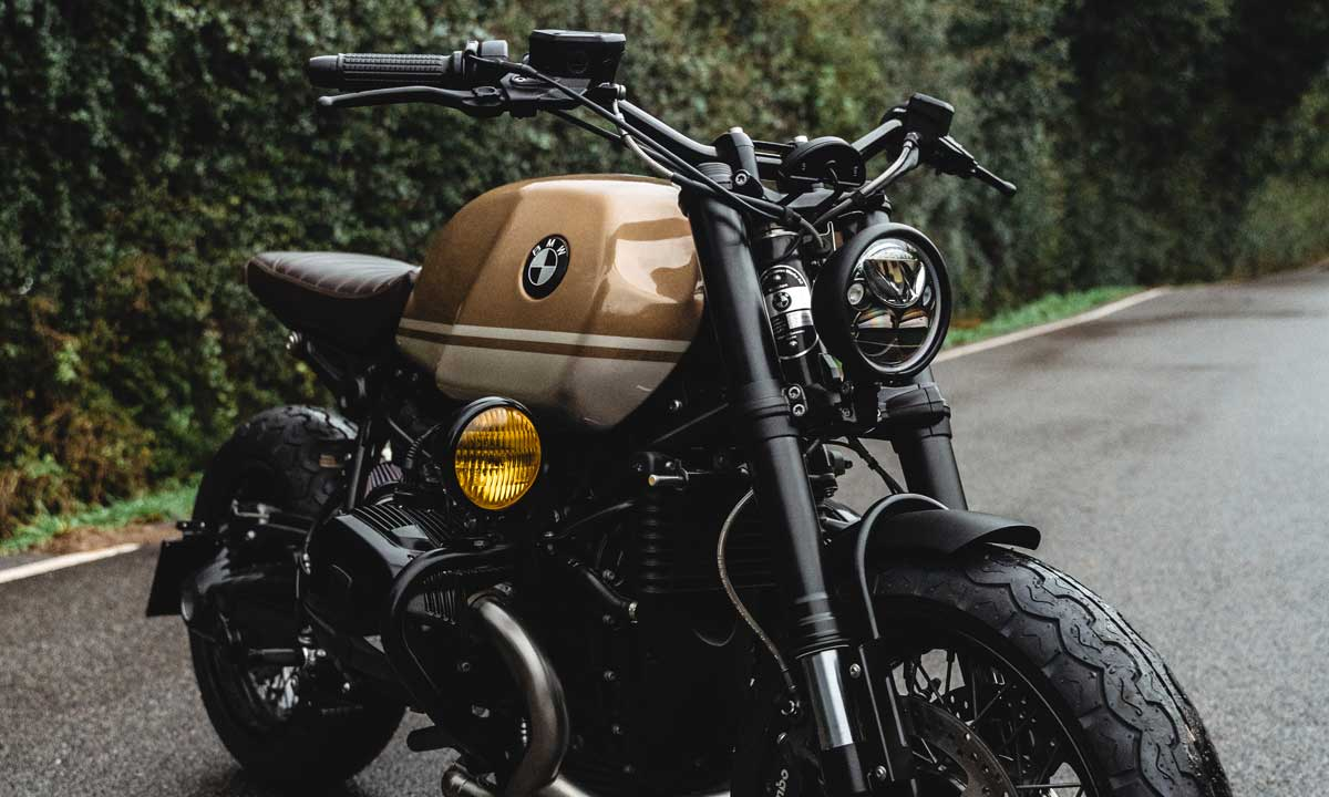 Pier City Cycles R nineT