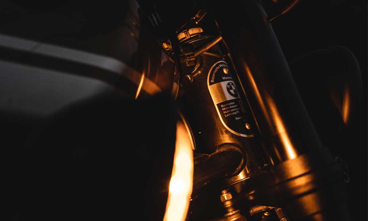 Custom BMW R9T