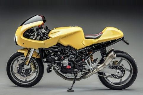 Ducati ST4s Cafe Racer