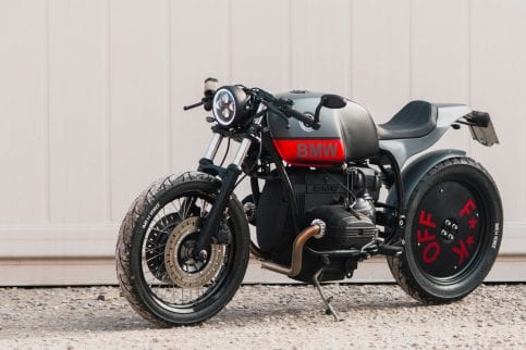 IMB14 BMW R80 cafe racer