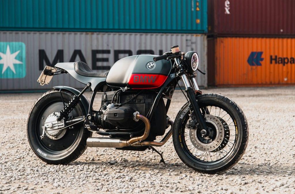 Custom BMW R80