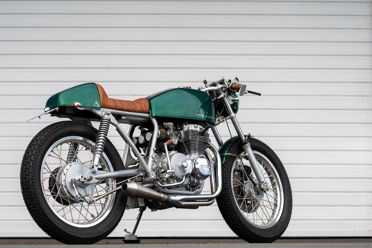 Purpose Built Moto CB400