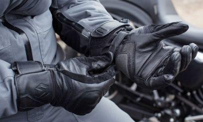 Reax Ridge waterproof gloves