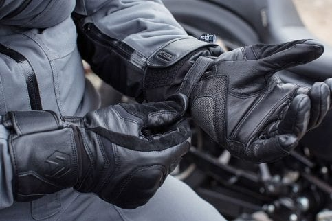 Reax Ridge waterproof gloves