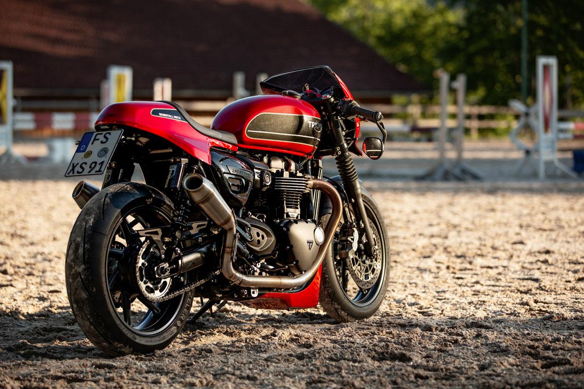 Rennstall Moto Speed Twin